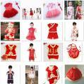 ขายส่ง ชุดจีนเด็กหญิง เด็กชาย ชุดอาหมวย ชุดอาตี๋ กี่เพ้า
